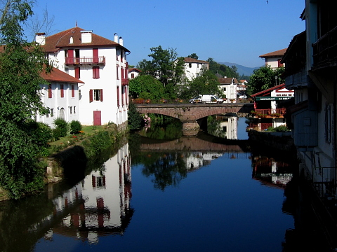 Pyrenees pays basque st jean pdp phagalcette nive - Places to stay in st jean pied de port ...